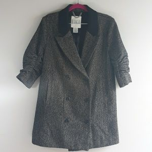 BB Dakota Soft Wool Blazer Size Medium